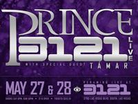 Prince in Las Vegas
