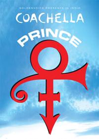 Prince: Coachella 6 April 2008