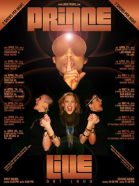 3rd Eye Girl Tour – Live Out Loud in US theatres and European festivals