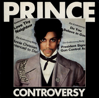 Controversy single from Controversy