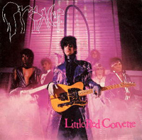 Little Red Corvette single from 1999