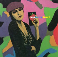 Raspberry Beret single from Around The World In A Day