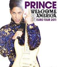 Welcome 2 America: Euro Tour 2011