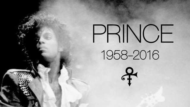 Prince has died aged 57